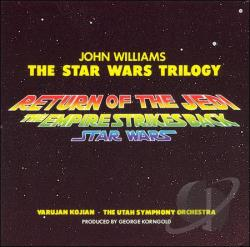 Star Wars Trilogy Soundtrack