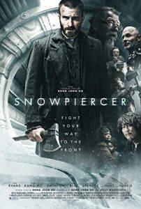 Snowpiercer DVD