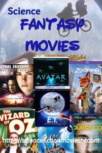 Sci Fantasy Movies
