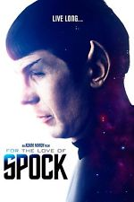 For the Love of Spock Poster2