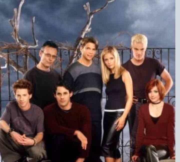 Meeting Buffy the Vampire Slayer