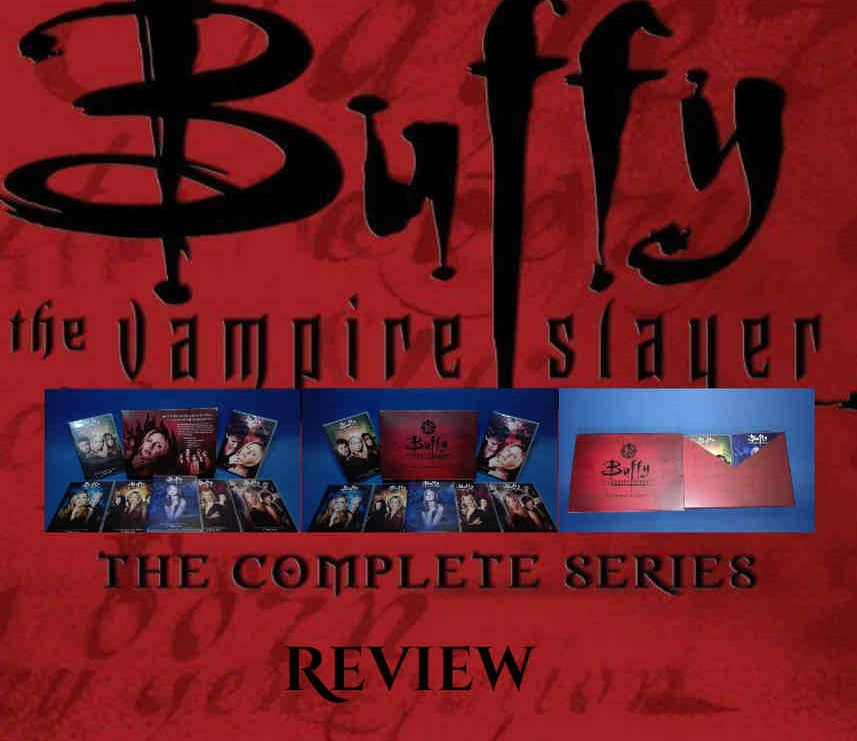 Buffy the Vampire Slayer- The Complete Series DVD Collector's Edition Review