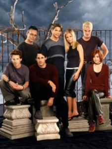 Meeting Buffy the Vampire Slayer
