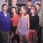 Buffy the Vampire Slayer cast poster