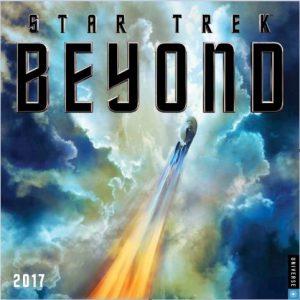 Star Trek Beyond 2017 Wall Calendar