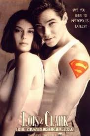 POSTER-LOIS AND CLARK ORIGINAL ABC TV POSTER