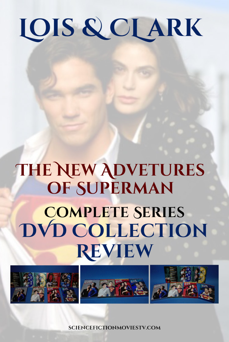 Lois & Clark: The New Adventures of Superman – Complete Series DVD Collection Review
