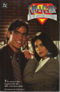 LOIS & CLARK The New Adventures of Superman (1994) DC Comics older stories