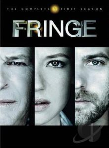 Fringe Season 1 DVD set