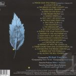Fringe Soundtrack (back cover)