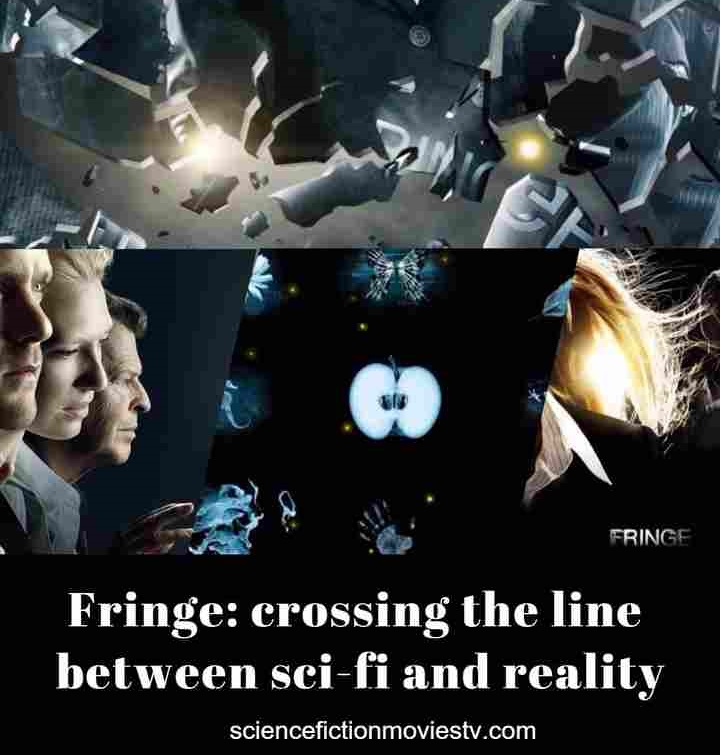 Fringe: crossing the line between sci-fi and reality