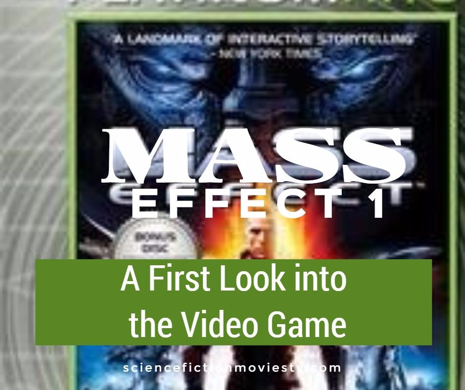 First look at Mass Effect 1