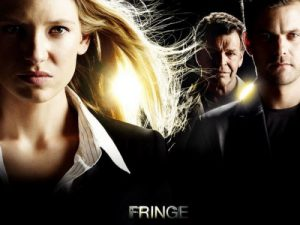 "010 Fringe - Alien Supernatural Hot TV Show 32""x24"" Poster"