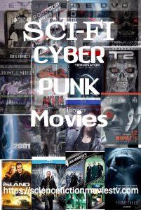 Sci-Fi Cyberpunk Movies