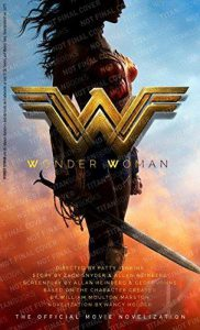 Wonder Woman - The Official Movie Novelization Book