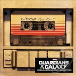 Guardians of the Galaxy: Awesome Mix, Vol. 1 Soundtrack CD