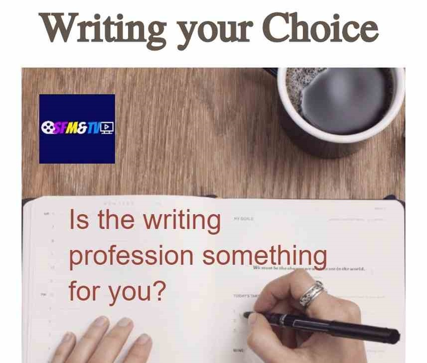 Writing your Choice
