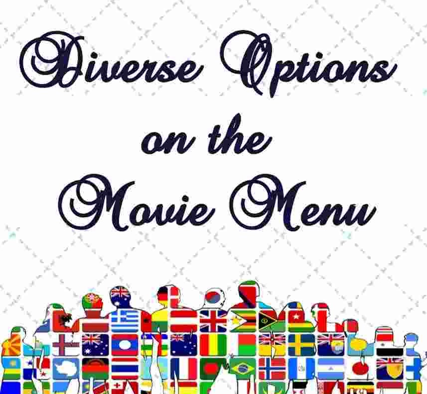 Diverse Options on the Movie Menu