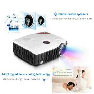 Excelvan PH5 Projector (3)