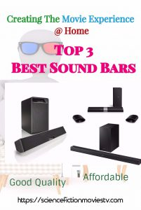 Top 3 Best Sound Bars