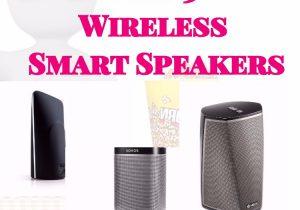 Top 3 Wireless Smart Speakers