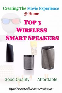 Top 3 Wireless Smart Speakers