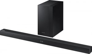 Samsung - 2.1-Channel Soundbar System