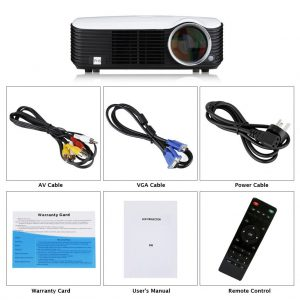 Excelvan PH5 Projector (8)