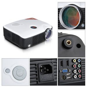 Excelvan PH5 Projector (5)