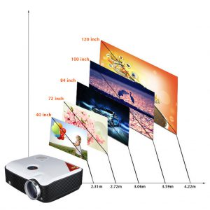 Excelvan PH5 Projector (2)