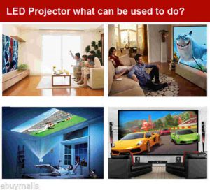 Excelvan PH5 Projector (6)