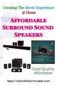 Top 3 Affordable Surround Speakers