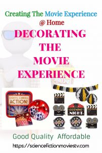 Decorating The Movie Experience