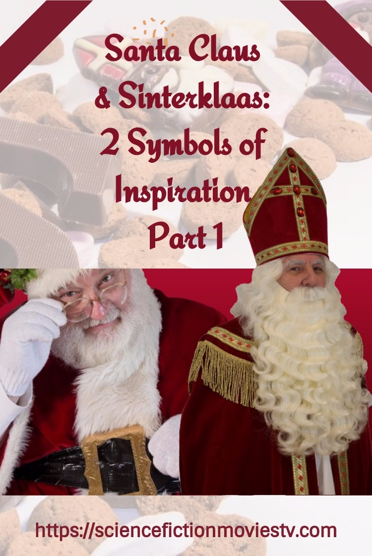 Santa Claus and Sinterklaas: Two Symbols of Inspiration Part 1