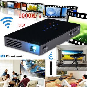 Mini Portable Projector LED