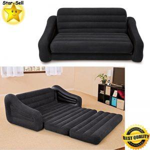 Queen Intex Inflatable Air Chair Sofa