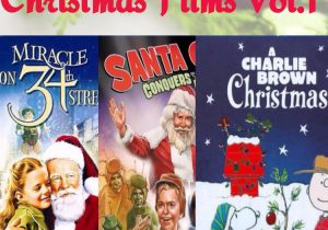 Classic Fantasy Christmas Films Vol.1