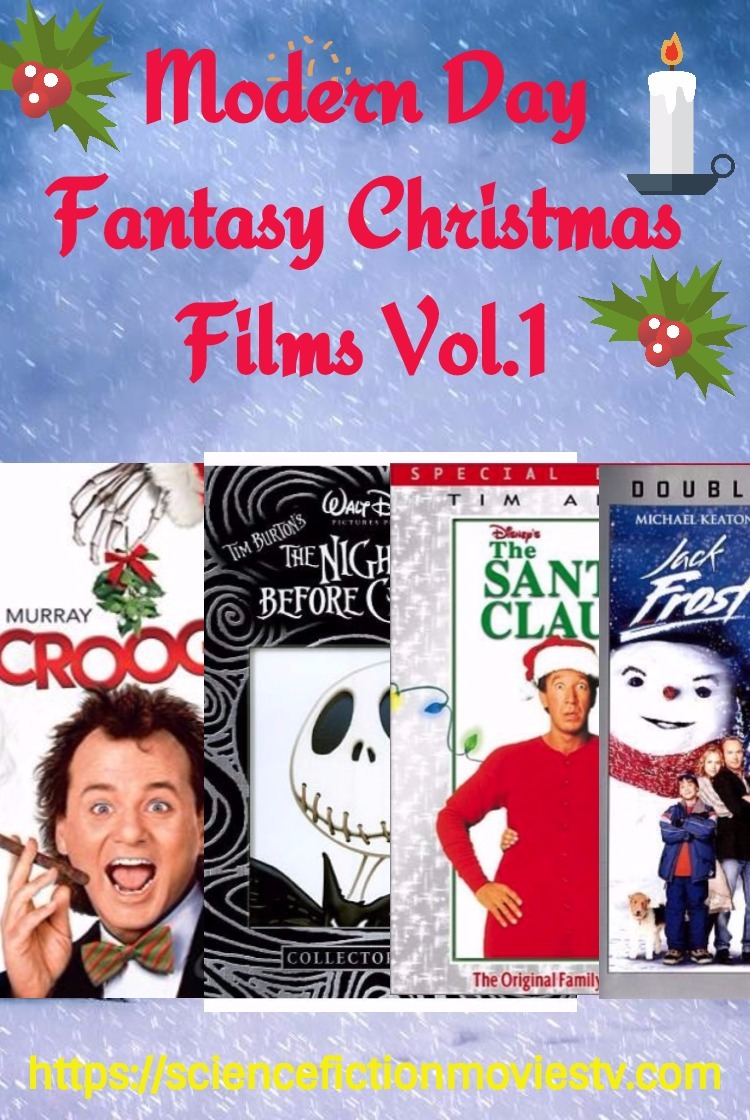 Modern Day Fantasy Christmas Films Vol.1