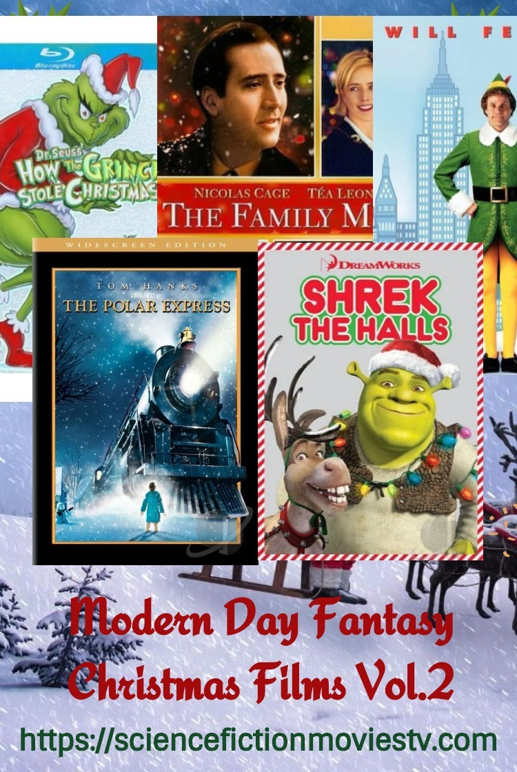 Modern Day Fantasy Christmas Films Vol.2