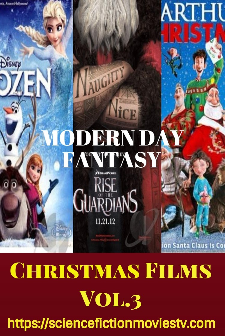 Modern Day Fantasy Christmas Films Vol.3