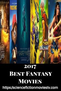 Best Fantasy Films of 2017