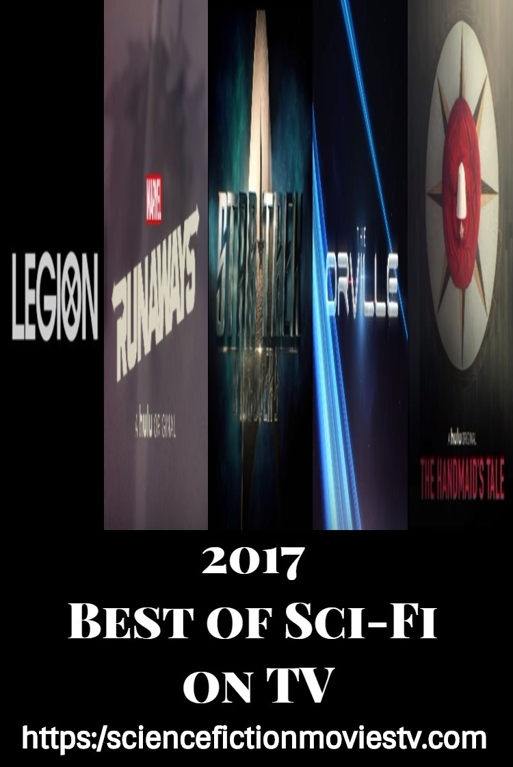 2017 Best of Sci-Fi on TV