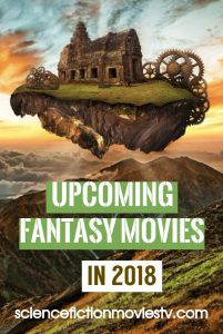 Upcoming Fantasy Movies in 2018