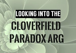 Cloverfield Paradox ARG