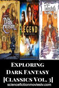Exploring Dark Fantasy [Classics Vol.3]