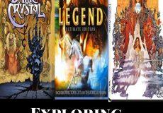 Exploring Dark Fantasy [Classics Vol.3]