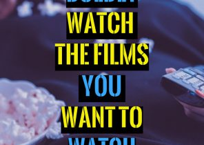 To Boldly Watch The Films You Want To Watch…
